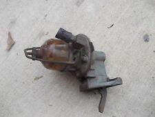 McCormick Farmall Tractor Truck Engine Universal VINTAGE AC Fuel pump assembly