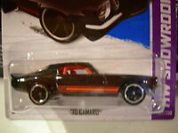 Hot Wheels '70 Camaro HW Showroom Black