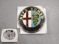 fregio stemma logo ALFA ROMEO 147 MITO anteriore ORIGINALE front EMBLEM
