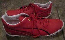 Puma Ferrari Mens Selezione SF Driving Shoes Red Sneakers Size 12 # 305505 01