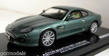 Vitesse 1/43 Scale 20650 Aston Martin DB7 Vantage AM Green diecast model car