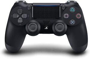  BEST DEAL  Official Sony Dualshock 4 Controller Jet Black PS4 V2 UK Free PP