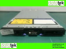 IBM HS23 - 2 x E5-2609, 16GB, 00Y5631, 2 x SFF Blade Server  INC Hard Drives