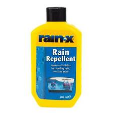 Rain-X Rain Water Fog Mist Repellent Clear Screen Windscreen Cleaner Rainx 200ml