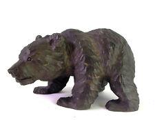 toller Bär -Holz geschnitzt - Tomiya Sawada Japan - Brienzer Holzfiguren  (Nr.3)