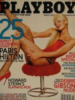 Playboy March 2005 | Paris Hilton Jillian Grace Deborah Gibson #DV4975