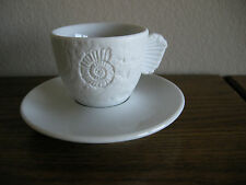 Illy Art Collection - 1997 Ammonite Fossile Espresso Cup