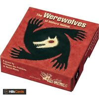 The Werewolves of Milllers Hollow - Card Game - Party Game, Miller's, Family