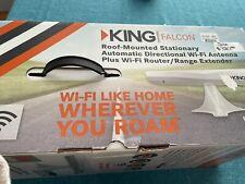 King Falcon Directional Wi-Fi Extender - White Kf1000