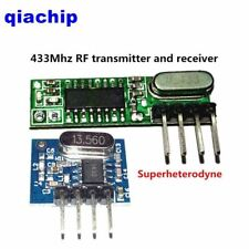 1Set 433Mhz RF transmitter and receiver Module kit small size For Arduino uno Di