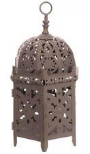 Marokkanische Laterne Kerzenhalter Kerzenständer Marokko Windlicht  Lampe 32 cm