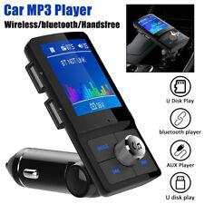 Transmisor Fm Coche MP3 Reproductor Manos Libres Radio Adaptador Top Venta