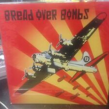 Bread Over Bombs - The Vinyl Album (2016) Food Bank Funding LP (Brad Mitchell)
