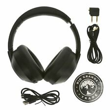 USED TaoTronics Hybrid Active Noise Cancelling Wireless Over Ear Headphones