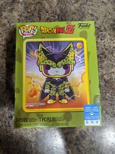 Funko Pop! Tees Dragon Ball Z Perfect Cell #13 GameStop X-Large Sealed *In Hand*