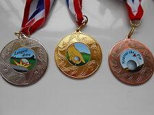 Non-Engravable Golf Sports Trophies