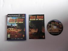 DESI ADDA GAMES OF INDIA for PLAYSTATION 2 'VERY RARE & HARD TO FIND'