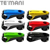 TEMANI 3K Carbon MTB Road Bike Stem Bicycle Handlebar Stems 31.8*80/90/100/110mm