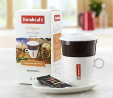 Rombouts Original One Cup Filters Filter Coffee (6 x 10)