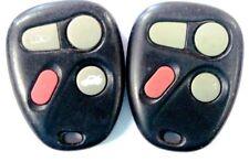 Pair Lot 2 Lumina z24 SS RS Z 24 Keyless remote control fob 97 98 99 Entry OEM