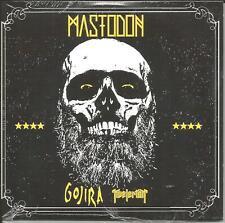 MASTODON Gojire KVELERTAK w/ 3 RARE LIVE TRX PROMO DJ CD single SEALED 2013 USA