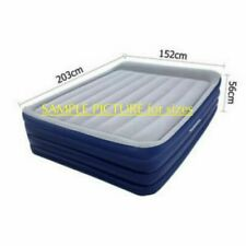 Bestway Queen Size Inflatable Night Right Raised Air Bed with Built-in Pump