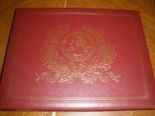 New Hallmark American Spirit 50 State Quarters Collector's Album Book
