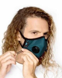 Cambridge Mask Co PRO Reusable Masks :: Filters 99.7% Viruses