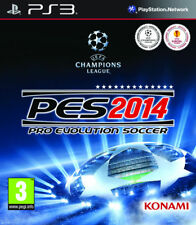 Ps3 PES 2014 Pro Evolution Soccer Konami