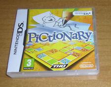 Jeu nintendo DS - jeu de société Pictionary / 3DS et XL