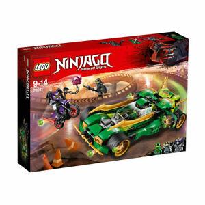 LEGO 70641 Ninjago Ninja Nightcrawler  BRAND NEW