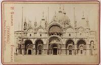 Venezia Chiamato Italia Foto P.Salviati PL17c2n21 Vintage Albumina