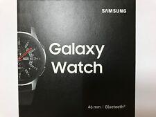"""Samsung 2018 Galaxy Watch 46mm SM-R800 Silver 1.3"""" Super AMOLED Bluetooth"""