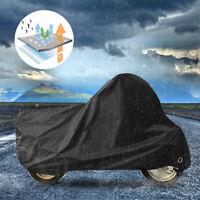 Motorcycle Bike Rain Cover Case Dust UV Motorbike Motor Protector Waterproof