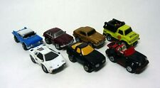 Micro Machines x7 vintage Galoob