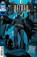Batman Sins of the Father #1 DC comic 1st Print Telltale Series 2018 NM