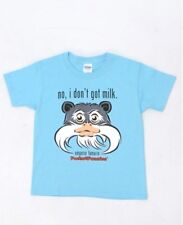 LOOK ON SALE! - CUTE Youth T-shirt w/ Emperor Tamarin image by PocketFuzzies