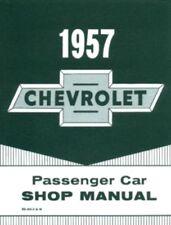 CHEVROLET 1957 Bel Air/Nomad Shop Manual 57