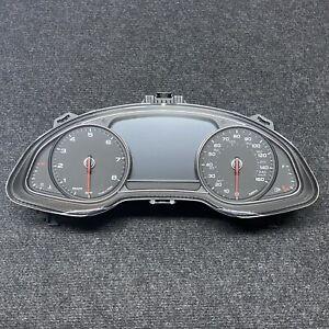 Original Audi Q7 4M TFSI MPH Tacho Combi Instrument Cluster CCS FIS 4M0920870B