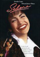 Selena (DVD, 1997) Jennifer Lopez NEW