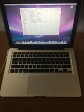 Apple MacBook A1278 Intel Core 2 Duo 2GB Memory 2GHz Processor Laptop Computer
