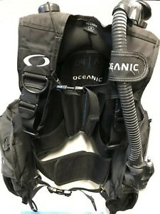 Used Oceanic OceanPro BCD (SIZE M) - no weight pockets