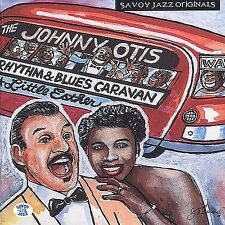 Johnny Otis Rhythm & Blues CaravanThe Complete Savoy Recordings~NEW 3 CD BOX SET
