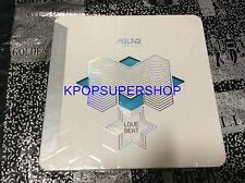 MBLAQ Special - Love Beat CD NEW Sealed K-POP KPOP Blaq Style Mona Lisa Lovebeat
