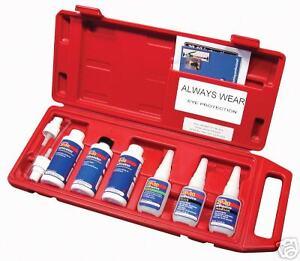 FastCap 2P-10 Adhesive Kit used to glue wood, plastic..