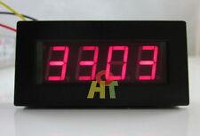 4 Digital Motor Red LED Tachometer RPM Speed Measure Gauge Meter Tester 5-9999