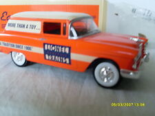 LIONEL TRAINS  1955 CHEVY DELIVERY 1 /25 SCALE DIE-CAST METAL LOCKING COIN BANK