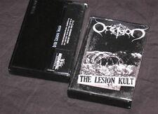 OCTAGON The Lesion Kult CASSETTE primitive black/death Black Leather Jesus NEW