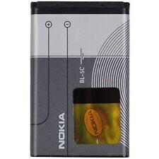 ORIGINAL NOKIA AKKU BL-5C für 3110 6030 6230 6230i 6680 C2 E50 N70  Accu Neu!