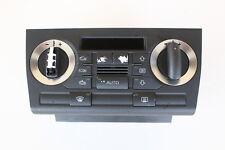 03-08 Audi A3 Climate Control Panel Temperature Unit A/C Heater